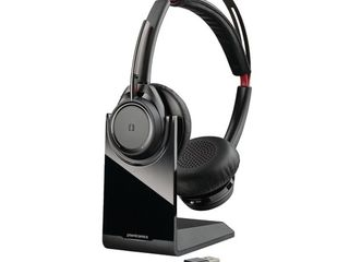 Plantronics Voyager Focus UC Standard Stereo Bluetooth headset with Active Noise Canceling  ANC