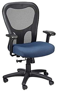 Tempur Pedic TP9000 Mesh Task Chair  Navy Blue