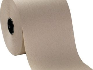 Georgia Pacific Professional 26920 Hardwound Roll Paper Towels  7 4 5 X 1000ft  Brown  6 Rolls carton