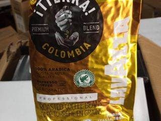 lavazza itierra Colombian premium blend