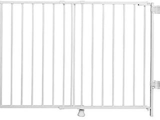 Regalo Expandable Top of Stairs Baby Gate  Includes Mounting Kit