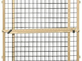 North States MyPet 50  Extra Wide Wire Mesh Petgate Install with no Tools  Pressure Mount