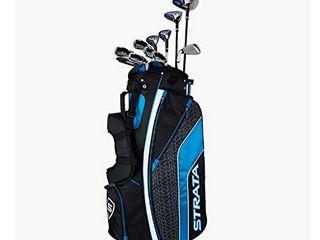Callaway Golf Men s Strata Ultimate Complete Golf Set  12 Piece  Right Hand  Steel