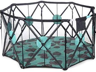 Milliard X large 8 Panel Playpen Portable Playard With Cushioning