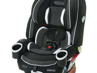 Graco 4Ever DlX 4 in 1 Convertible Car Seat   Zagg