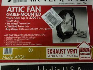 Air Vent 53320 Apgh Gable Attic Vent
