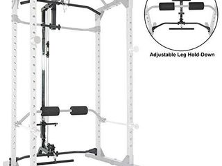 Fitness Reality lat Pull down for 810XlT Super Max Power Cage