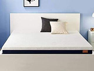 JINGXUN Narrow Twin Size Mattress 5 Inch Gel Memory Foam 30  X 75  X 5  Mattress for Cool Sleep   Pressure Relief Premium Gel Multi layered Memory Foam Bed Mattress in a Box