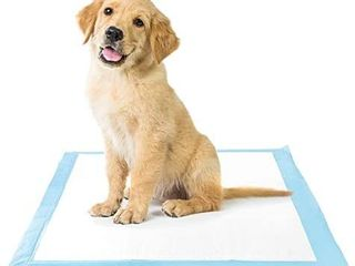 Amazon Brand   Solimo Puppy Pads  Regular Size  150 Count