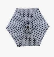 Style Selections Umbrella No Bottom Pole