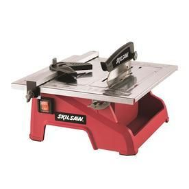 Skil 7 in Wet Dry Tabletop Tile Saw
