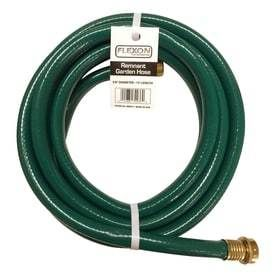 lot of 2  FlEXON 5 8 in x 15 ft light Duty Garden Hose