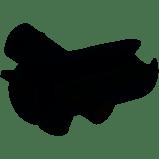 AquaSource 0 5 in Chrome Shower Diverter RETAIl  16 98