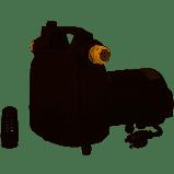Utilitech 0 5 HP Cast Iron Electric Utility Pump RETAIl  164 00