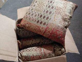 set of 4 pillows