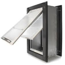Endura Flap Double Flap Pet Door for Walls  Retail 579 00