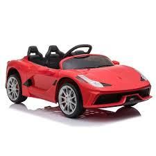 12V Kids Ride On Sports Car 2 4GHZ Remote Retail 212 99 red