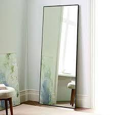 neutypechic soild wood full length floor mirror