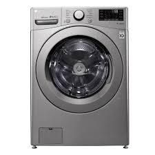 lg ped washer washing machine in the pestal gunmetal grey
