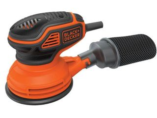 BlACK DECKER Random Orbit Sander With Paddle Switch Actuation  BDERO600