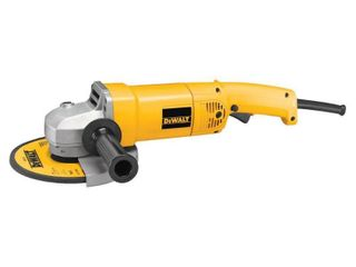 DEWAlT 7 in 13 Amp Trigger Switch Corded Angle Grinder