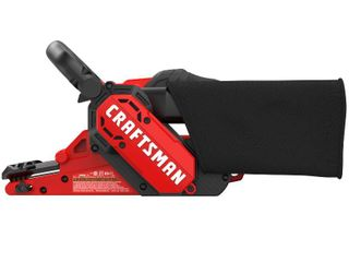 Craftsman 7 in  l x 3 in  W Corded Belt Sander 7 amps 800 FPM Variable Speed