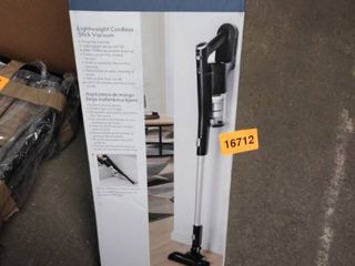 style selections lightweight cordless stick vacuum