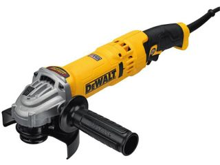 DEWAlT 4 1 2 in to 5 in 13 Amp Trigger Switch Corded Angle Grinder