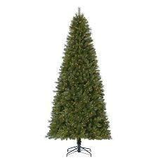 holiday living 9 ft christmas tree pre lit robinson for tree