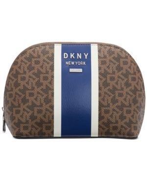 Dkny Whitney logo Cosmetic Pouch Retail   79 99
