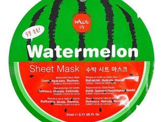 5  Masque Bar Hallyu Watermelon Sheet Mask