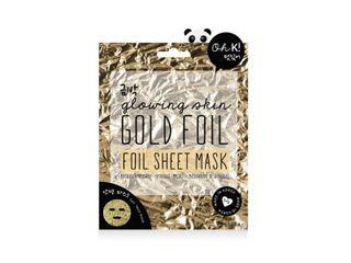 5 Oh K Gold Foil Sheet Mask