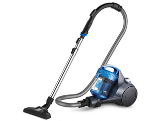 Whirlwind Bagless Canister Vacuum Cleaner lightweight Corded Vacuum For Carpets