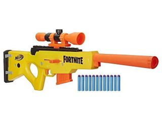 NERF FORTNITE BASR l GUN