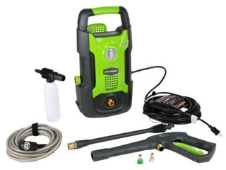 Greenworks 1500 PSI 13 Amp 1 2 GPM Pressure Washer GPW1501