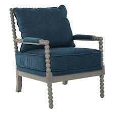 Curated Nomad Annie Chair Azure