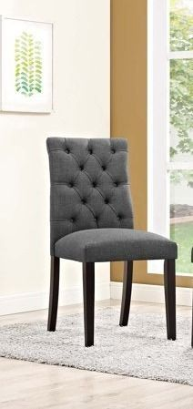 copper Grove trilj dining chair 1 only Grey