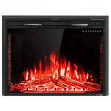 costway 36 inch electric fireplace insert only