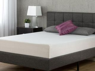 Priage by zinus 10 inch green tea memory foam mattress only King  Retail 397 49
