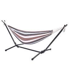 shells 2person portable garden swing hammock stand only