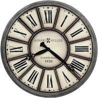 Time II Industrial  Transitional  Vintage  and Rustic  Statement Gallery Wall Clock