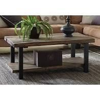 Carbon loft lawrence Reclaimed Solid Wood 42 inch Coffee Table