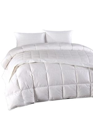 Downhome Minifeather Feather Down Blanket  King Bedding