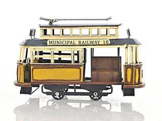 Handmade  Old Modern Handicrafts Municipal Railway Cable C