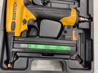 Bostich SX1838 pneumatic Brad nailer and stapler