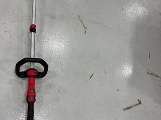 Craftsman 20 v electric weed trimmer   no battery or charger included   tested and works