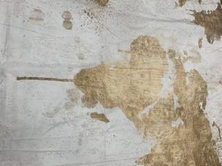 Splatter Pattern Duvet