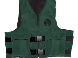 Airhead Children s Hunter Green Sport Vest with Pockets