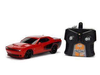 Jada Toys Big Time Muscle 1 24 RC 2015 Dodge Challenger SRT Hellcat