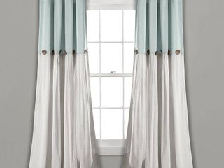 lush Decor Curtain Panel